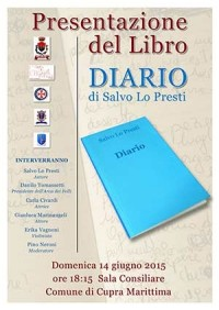 "Salvo Lo Presti, ""Diario"""