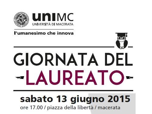 UniMc-Giornata del Laureato
