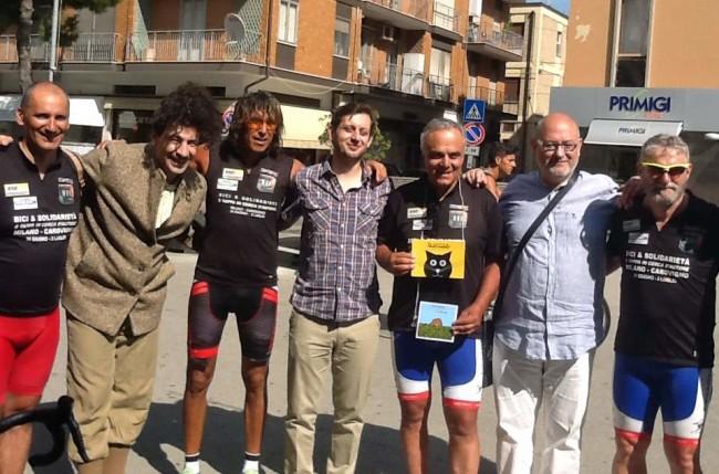 bici & solidarietà_PSG