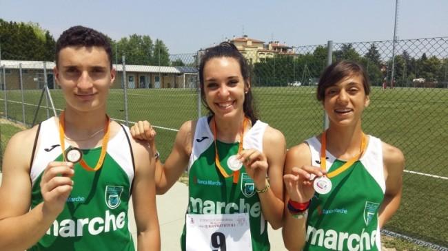 Giorgio Olivieri, Elisabetta Vandi, Emma Silvestri