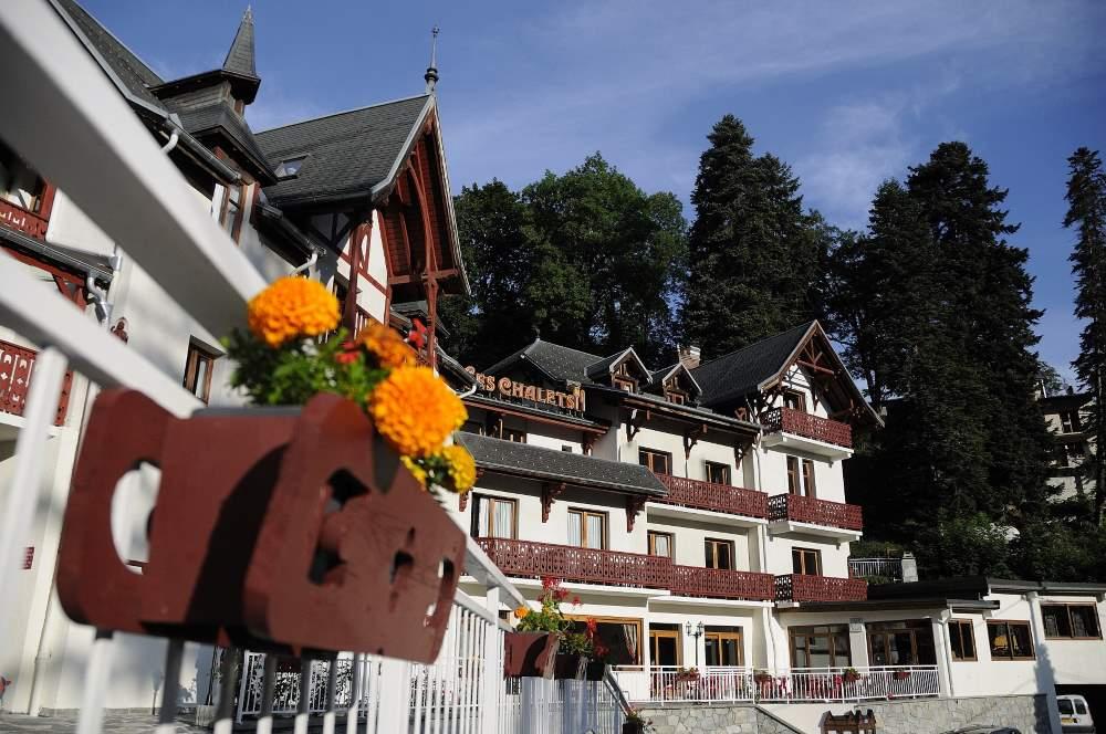 L'Hotel Les Chalets, nelle Alpi francesi, propone una vacanza estiva per gli appassionati della bicicletta