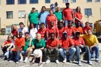 Delegazione infioratori di Torricella Sicura 2015