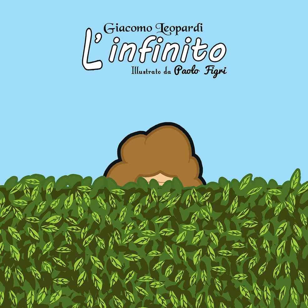 L'Infinito di Leopardi diventa un libro illustrato