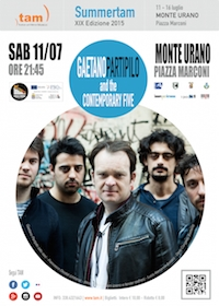 Gaetano Partipilo and the Contemporary Five