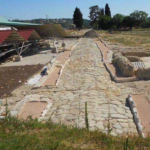 Parco Archeologico della Città Romana di Suasa