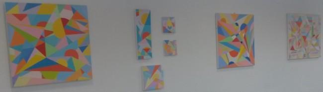 Lorena Ulpiani, Geometrie di luce