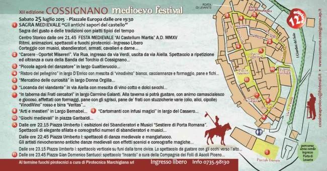Cossignano Medioevo Festival
