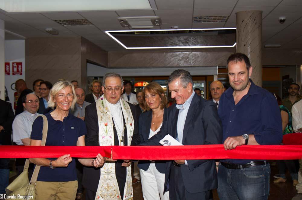 """Giorno di inaugurazione al """"Madonna del Soccorso"""""""