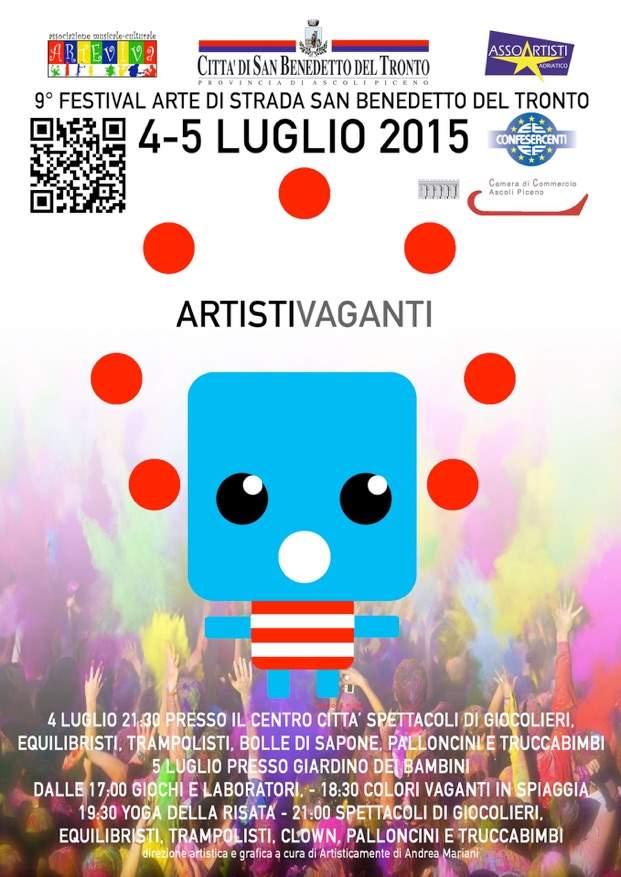 Al via la nona edizione del Festival Artisti Vaganti
