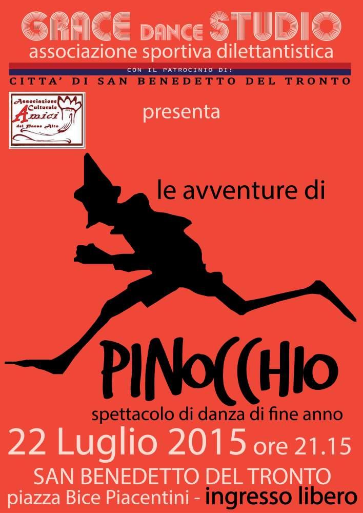 Le avventure di Pinocchio al Paese Alto