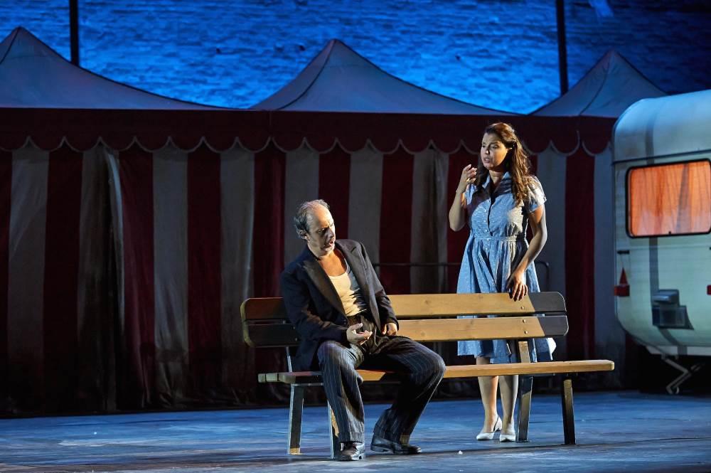Macerata Opera Festival, immagini Rigoletto
