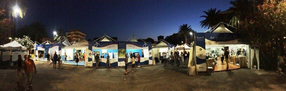 Anghiò, con le sue 50 sfumature d'azzurro continua ad attrarre turisti e visitatori