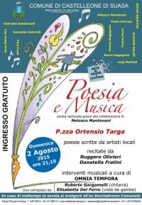 """Serata """"Poesia e Musica"""""""