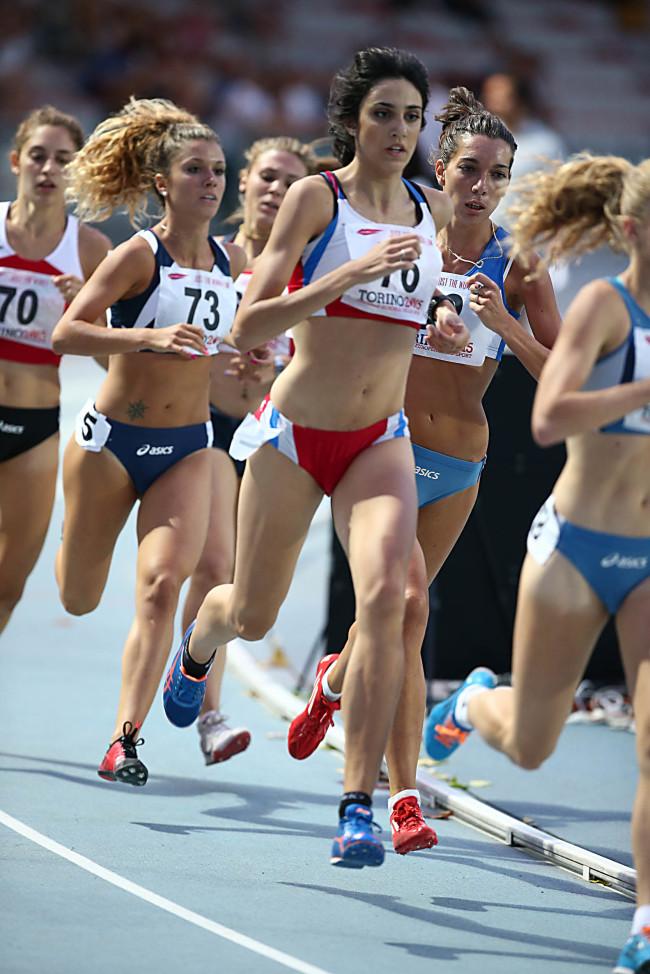 Vandi - Campionati Italiani individuale Assoluti