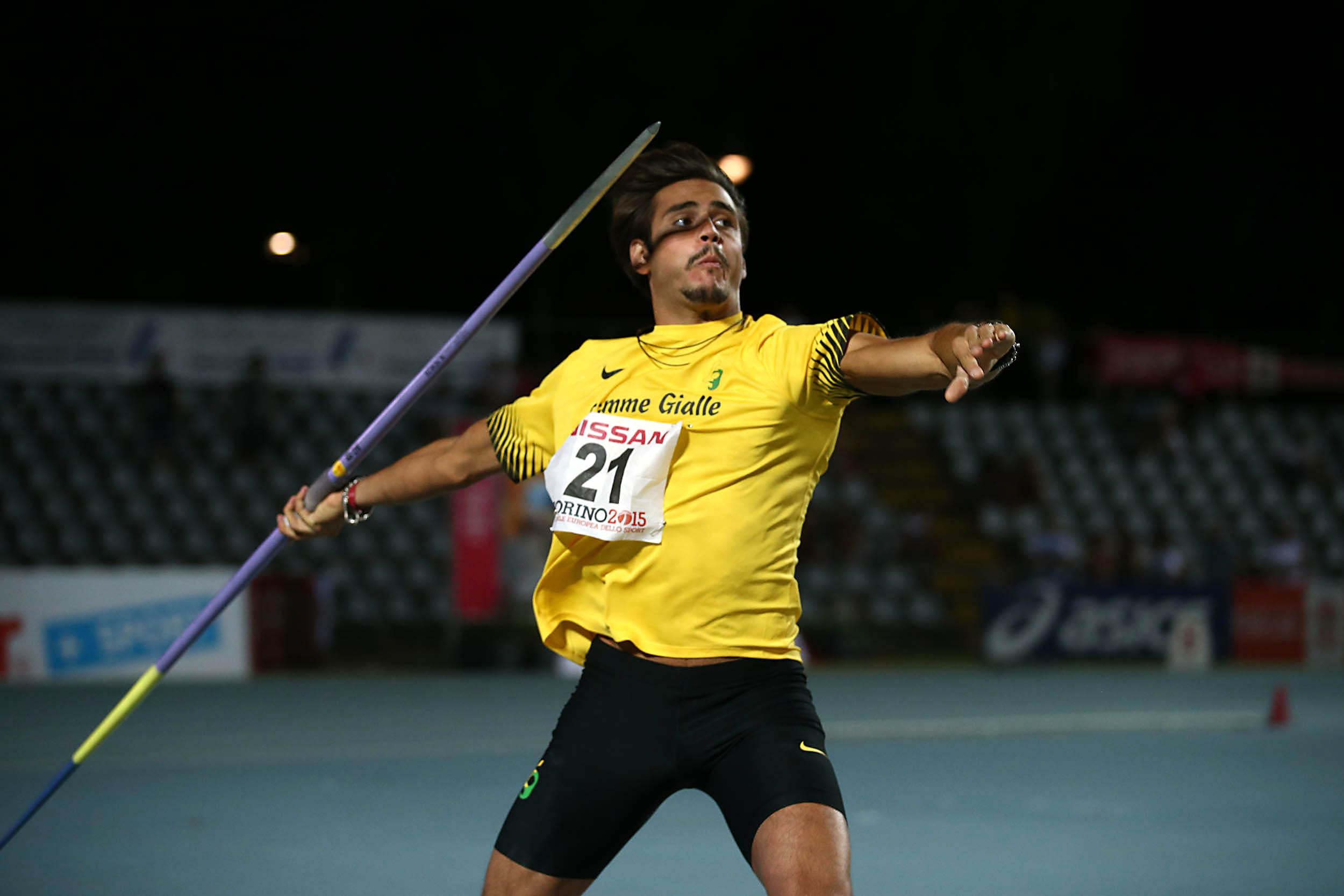 Assoluti: Tamberi di bronzo, Vandi record