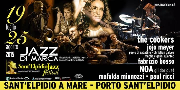 Al via Sant'Elpidio Jazz Festival 2015