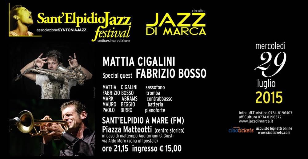 Sant'Elpidio Jazz Festival, 2° appuntamento