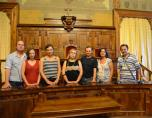 Giornalisti e tour operator stranieri in Provincia