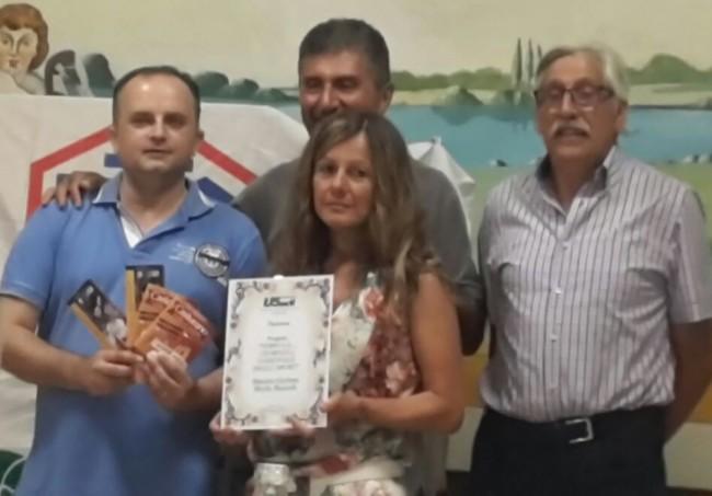 premiazione Marinelli Girolami
