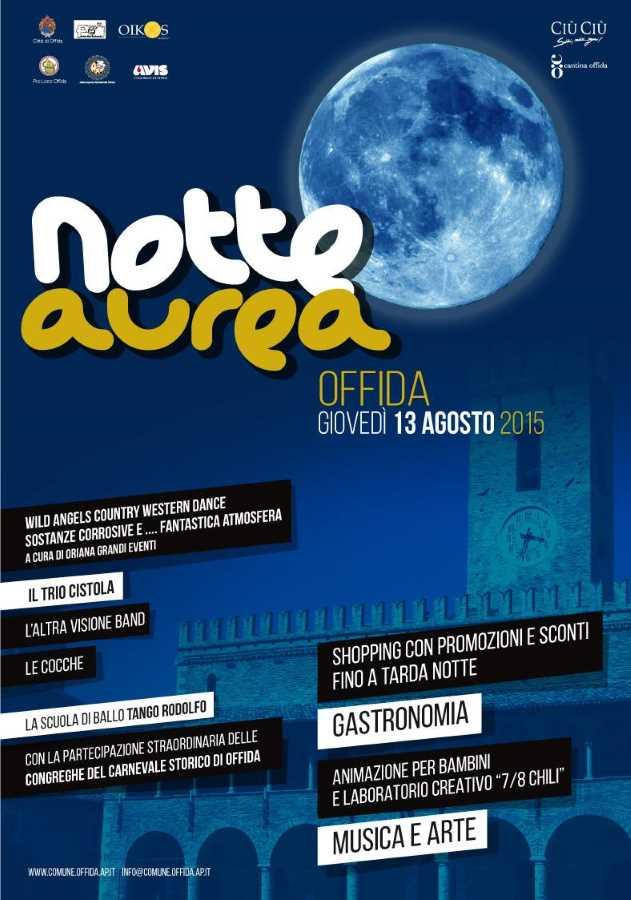 Notte Aurea a Offida