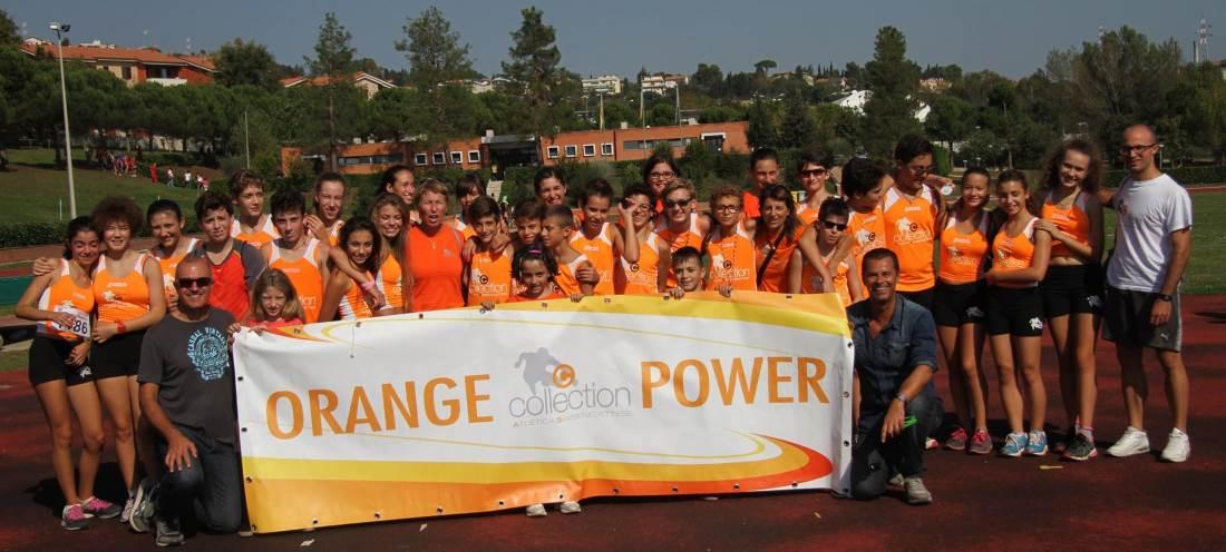 La Collection Atletica a Brno per gli European Kids Athletic Games