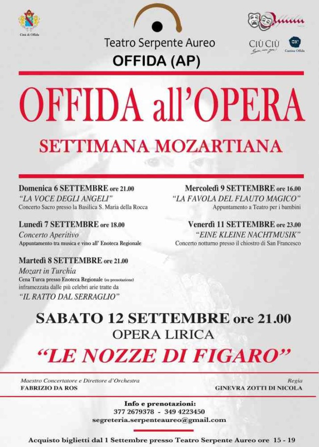 Offida all'Opera