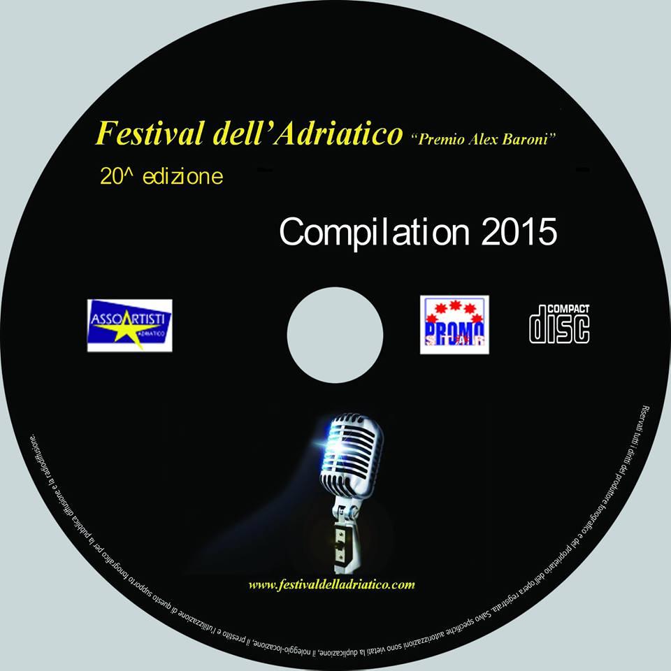Festival dell'Adriatico, Cd Compilation alla Palazzina Azzurra