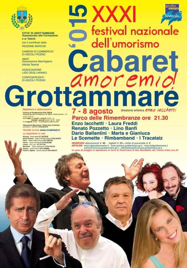 Cabaret Amoremio 2015
