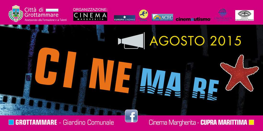 Cinemare @ Cinema Margherita