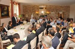 Luca Ceriscioli incontra gli amministratori fermani