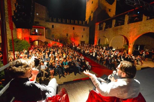 Lucrezia Ercoli e Roberto Mordacci nel Philoshow su Giorgio Gaber