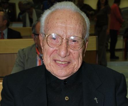 È tornato oggi alla casa del Padre Monieri p. Antonio