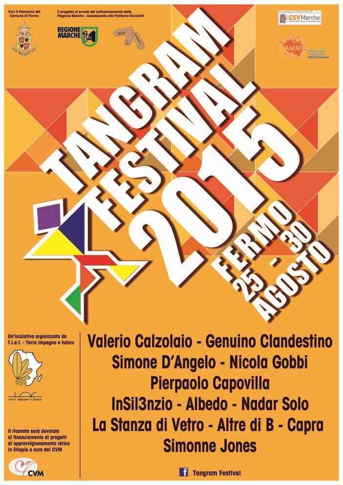 Pronti per il Tangram Festival 2015