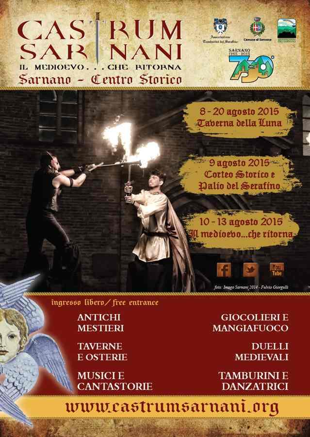 Castrum Sarnani_2015
