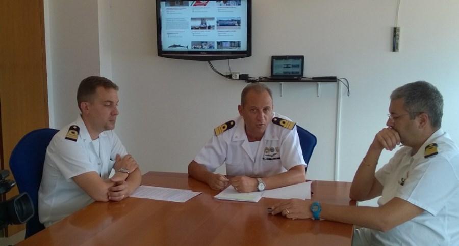 Considerazioni del Comandante Lo Presti sui due anni trascorsi alla Capitaneria di Porto