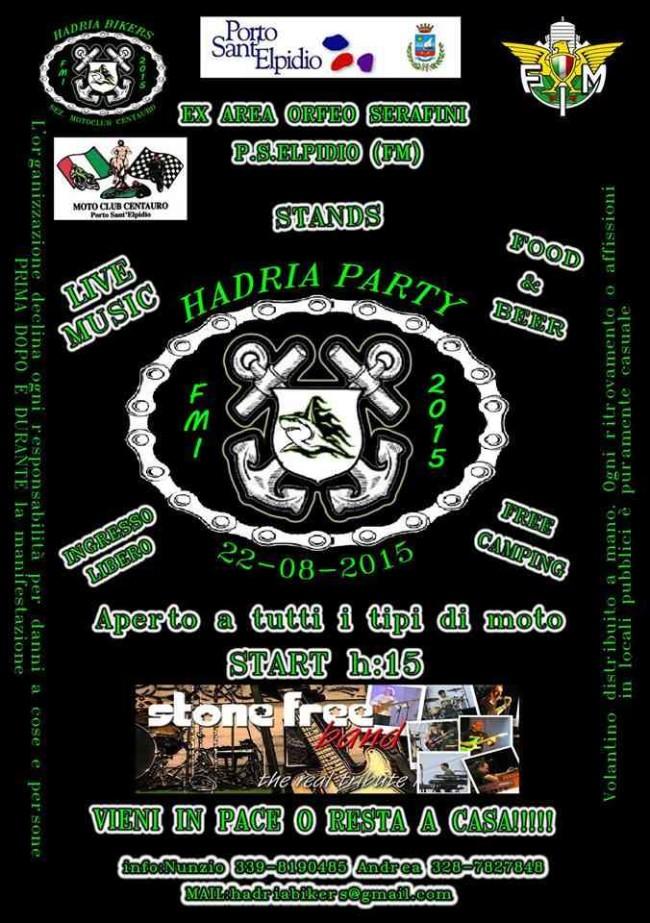 hadria party