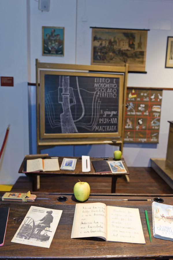 Il Museo della Scuola Paolo e Ornella Ricca di Macerata  presenta la sua offerta didattica alle scuole