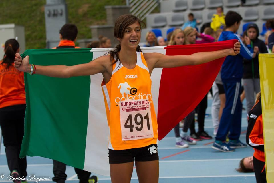 Collection e Stamura in Repubblica Ceca: Giovani marchigiani agli European Kids Athletics Games di Brno