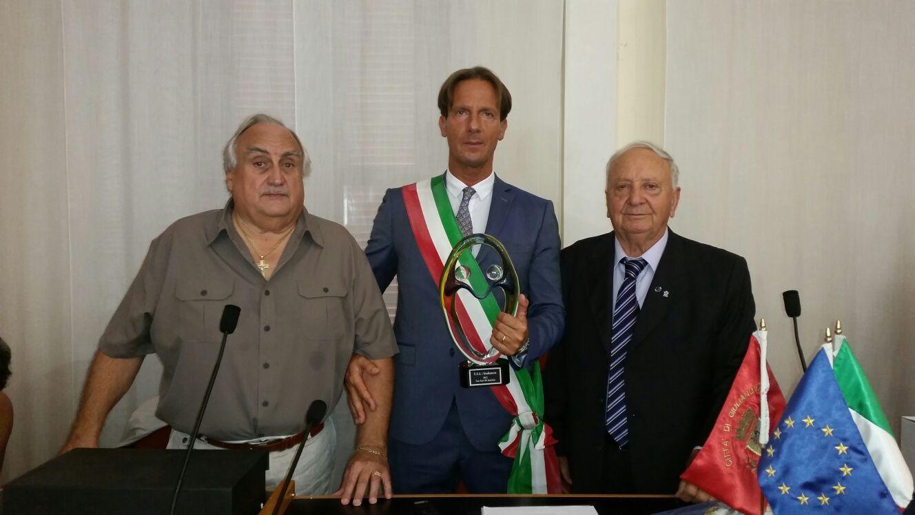 Gemellaggio tra la bocciofila di Giulianova e la Federazione bocce Usa