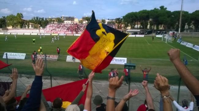Titone ha realizzato il primo gol - ph Marco Bruni