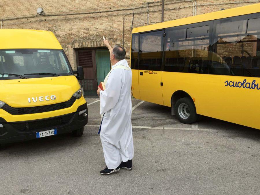 Castelleone, assegnato alla Conerobus Service il Servizio di Trasporto Scolastico