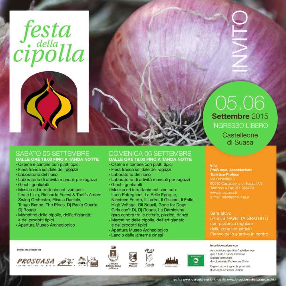 Festa della Cipolla a Castelleone di Suasa