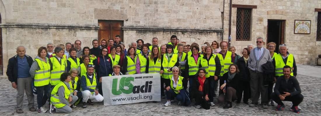 """Più di 70 podisti hanno partecipato alla """"Camminata dei musei"""""""