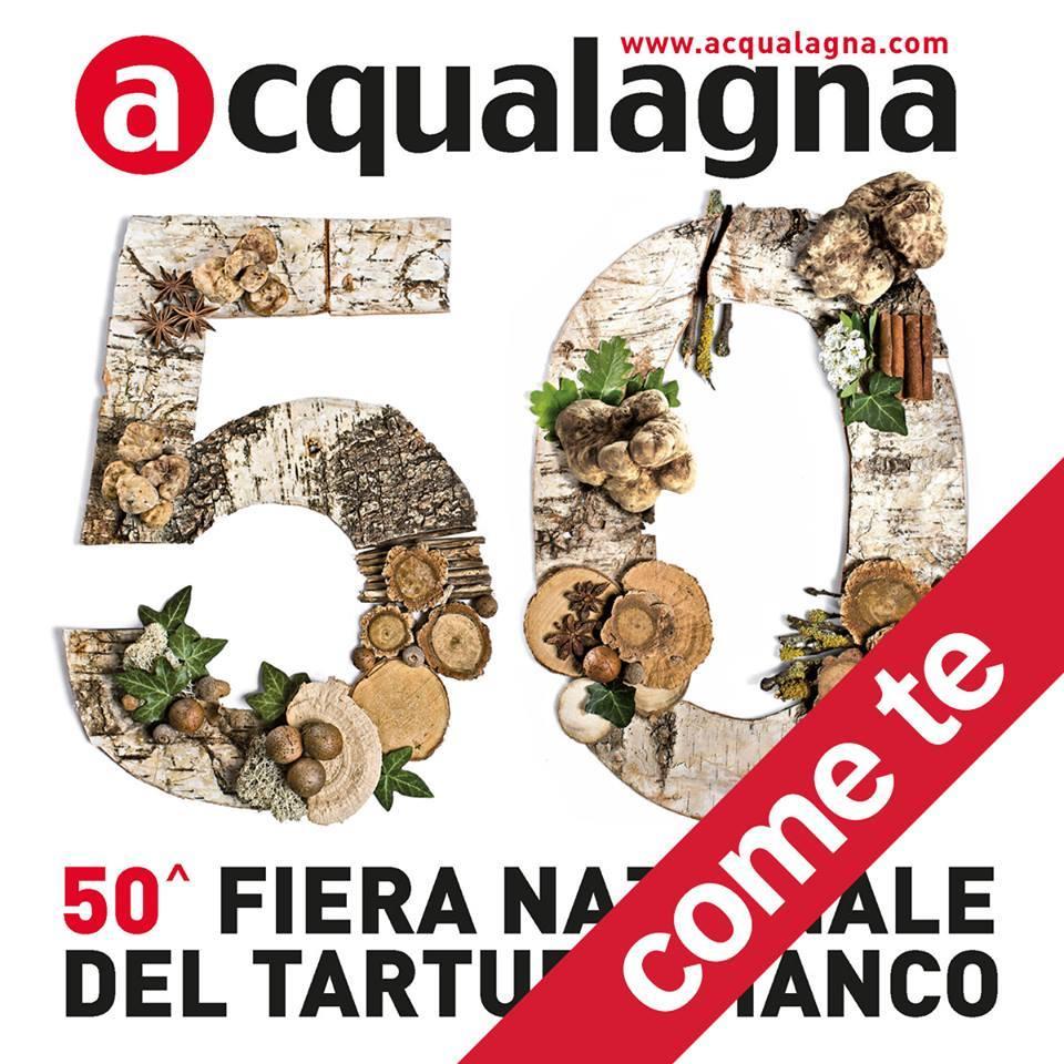 Sorpresa al Tartufo per tutti i cinquantenni: #Festeggiamo50anniallagrande