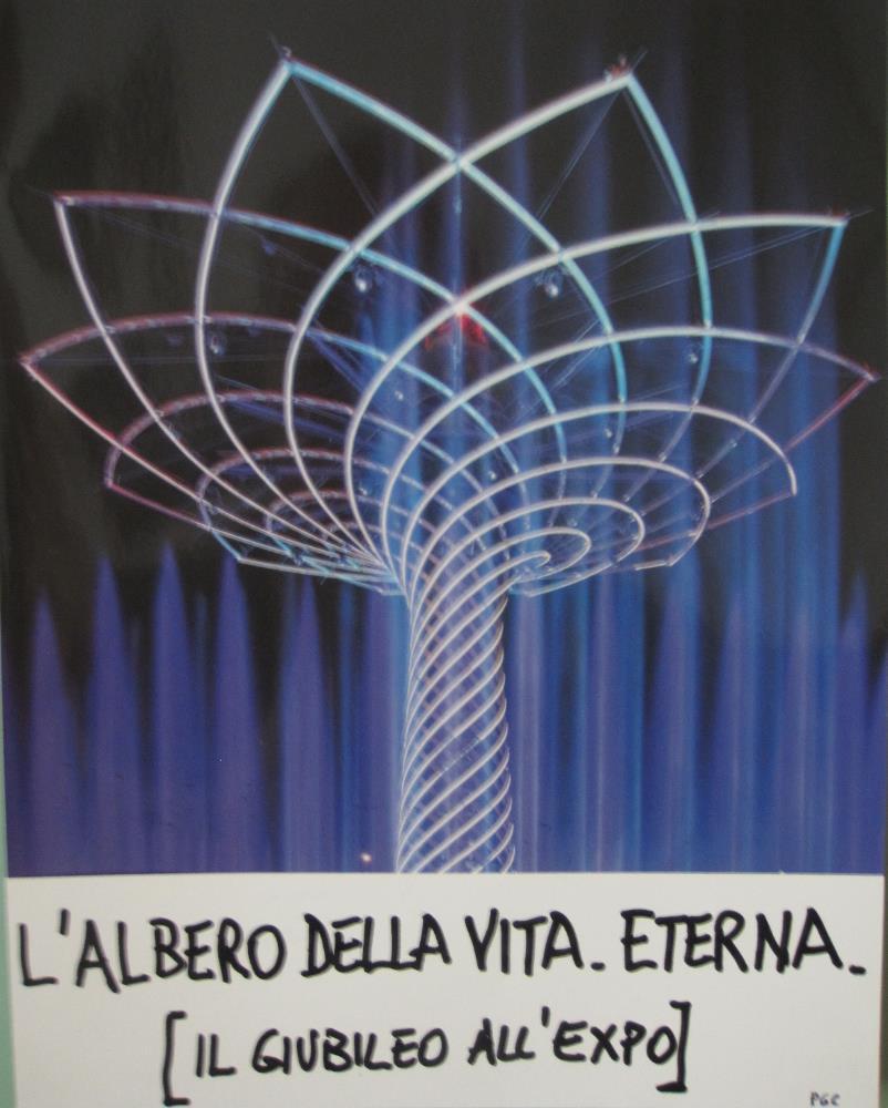 Il Giubileo all'Expo invece che a Roma?