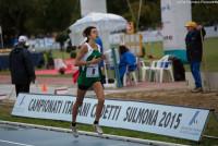 Emma Silvestri Campionessa Italiana Cadette - 1200 Siepi