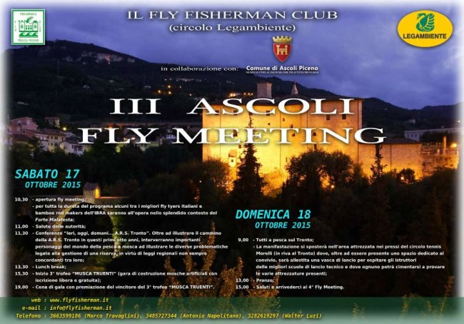 Ascoli Fly Meeting