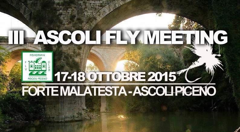 III Ascoli Fly Meeting, 17-18 ottobre all'Ars Tronto e Forte Malatesta