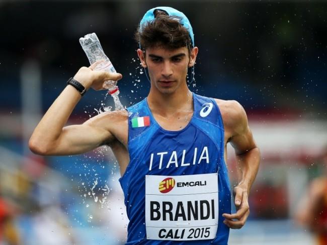 Giacomo Brandi Cali 2015