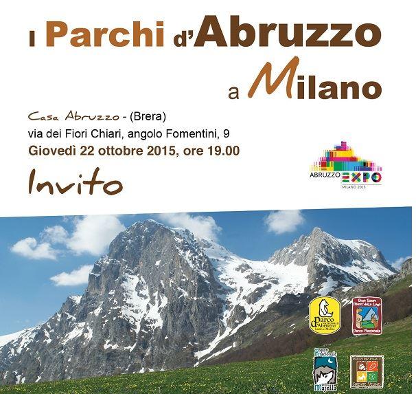 Le eccellenze agroalimentari dei Parchi d'Abruzzo si presentano a Milano